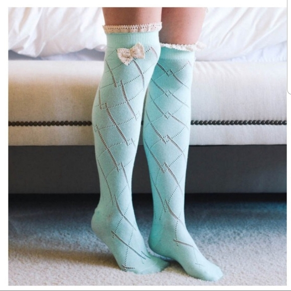 Women/'s ladies knee high sock and leg warmer set CHOOSE COLOR Size 4-10
